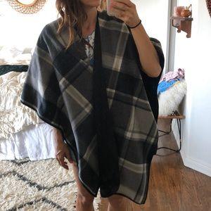 Jackets & Blazers - Poncho/ cape NWOT